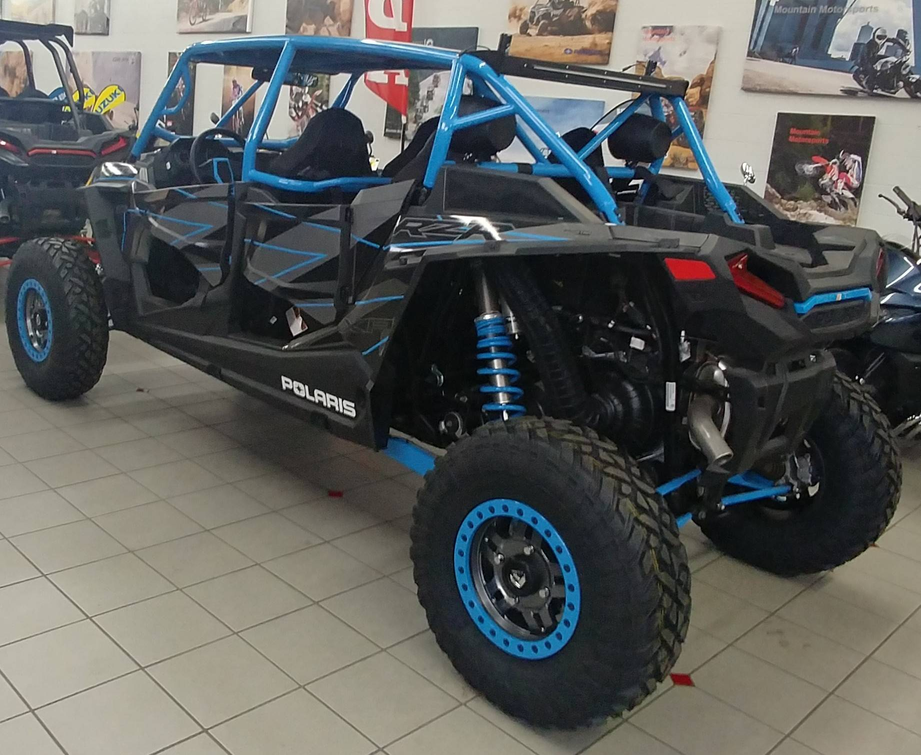 2019 Polaris RZR XP 4 Turbo 3