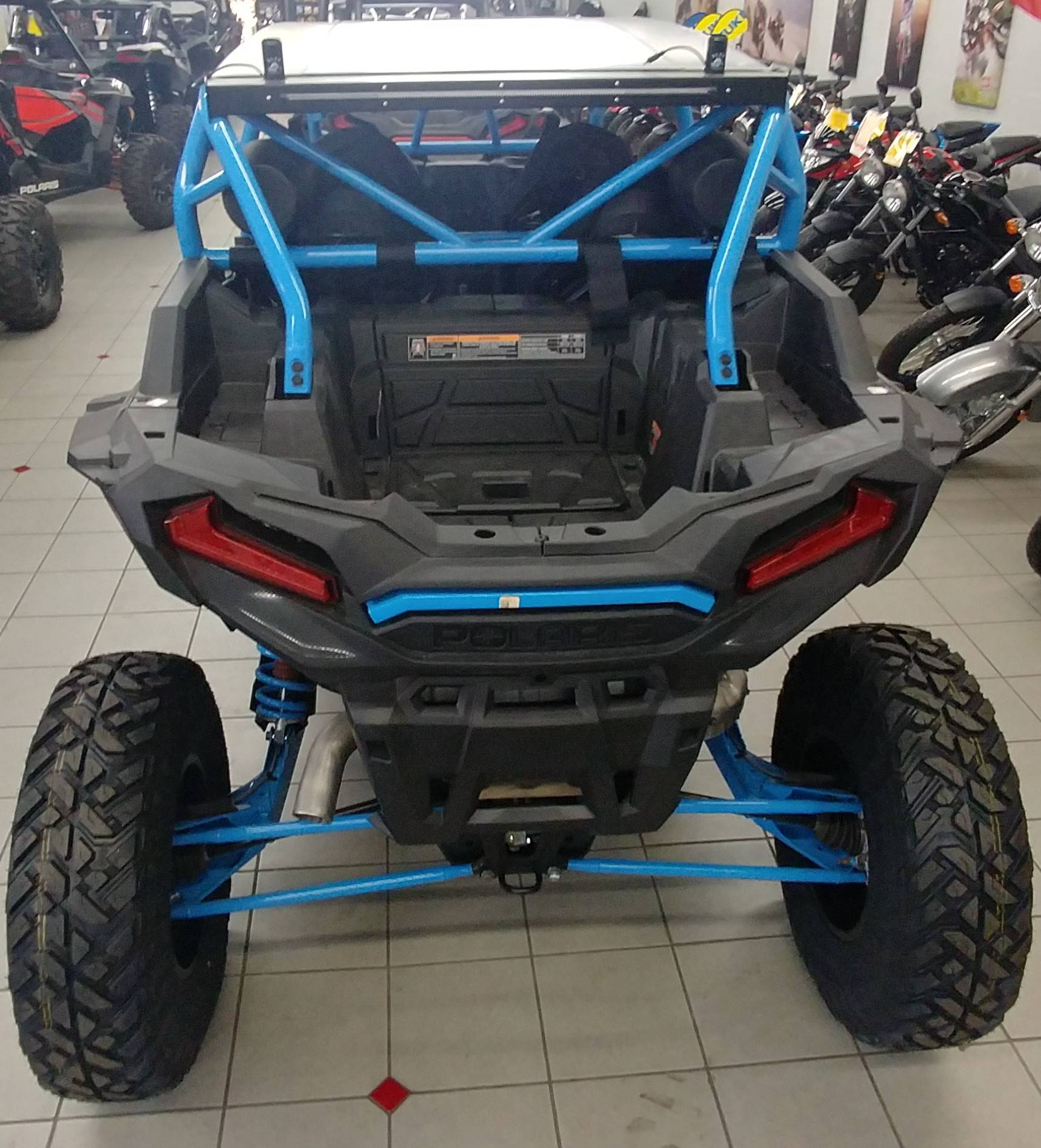 2019 Polaris RZR XP 4 Turbo 7