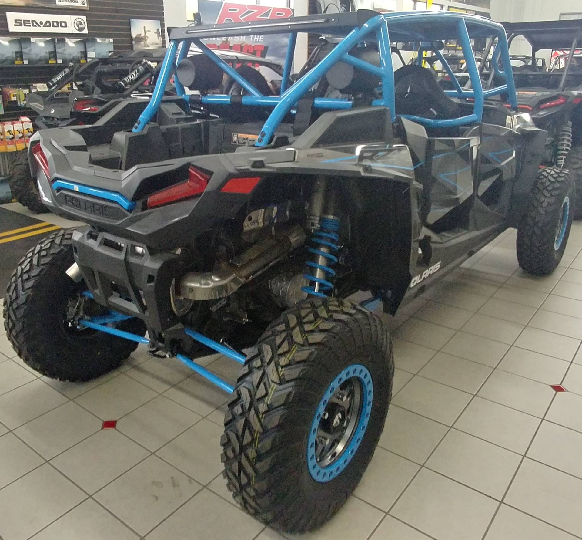 2019 Polaris RZR XP 4 Turbo 8