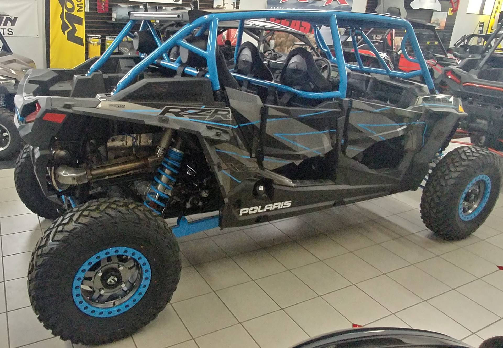 2019 Polaris RZR XP 4 Turbo 9