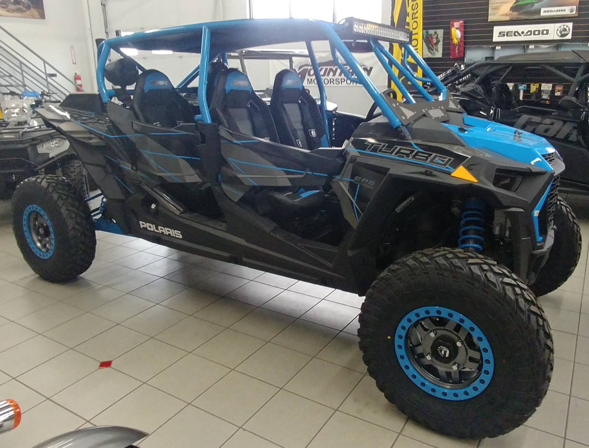 2019 Polaris RZR XP 4 Turbo 11