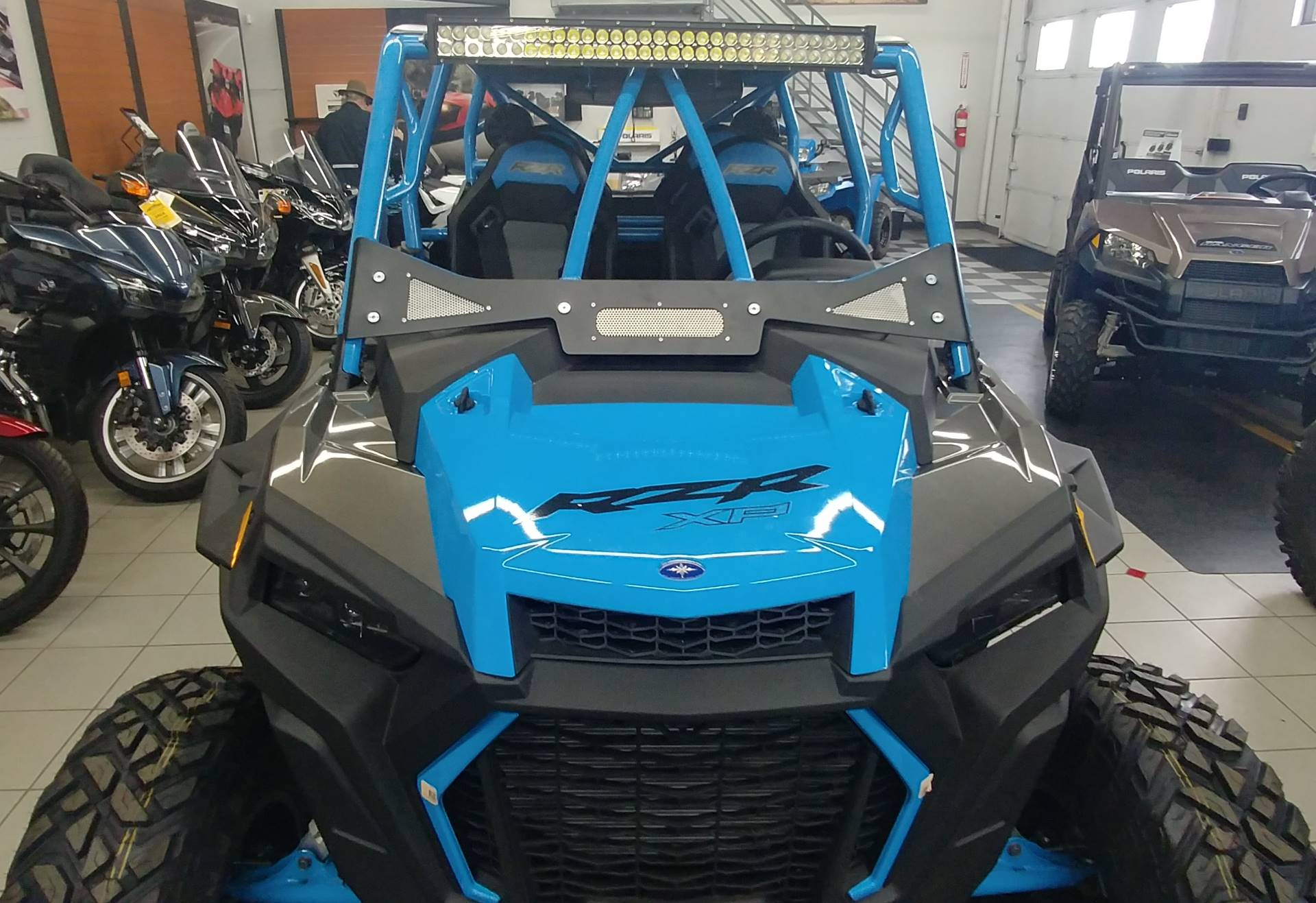2019 Polaris RZR XP 4 Turbo 12