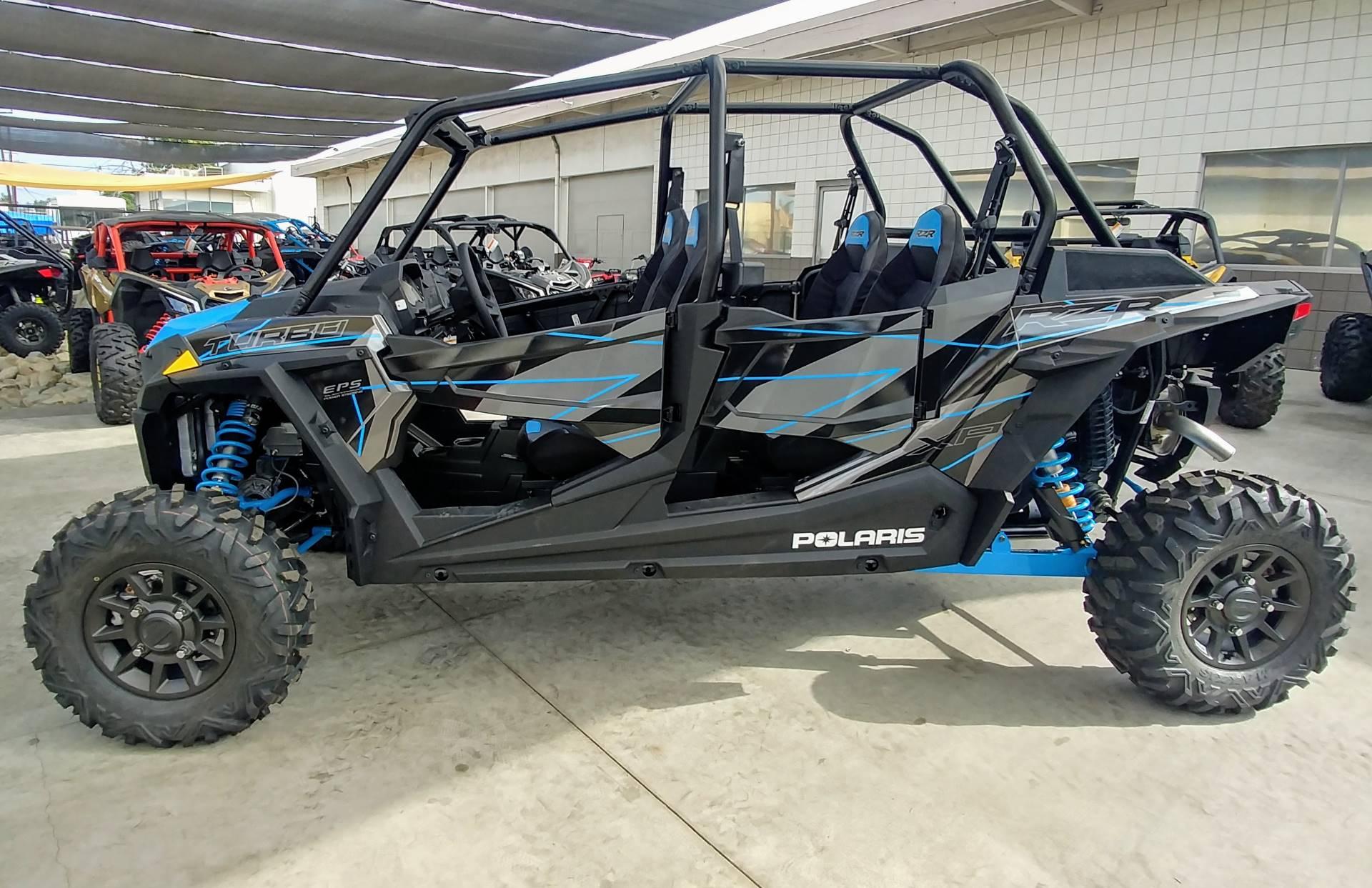 2019 Polaris RZR XP 4 Turbo for sale 8841
