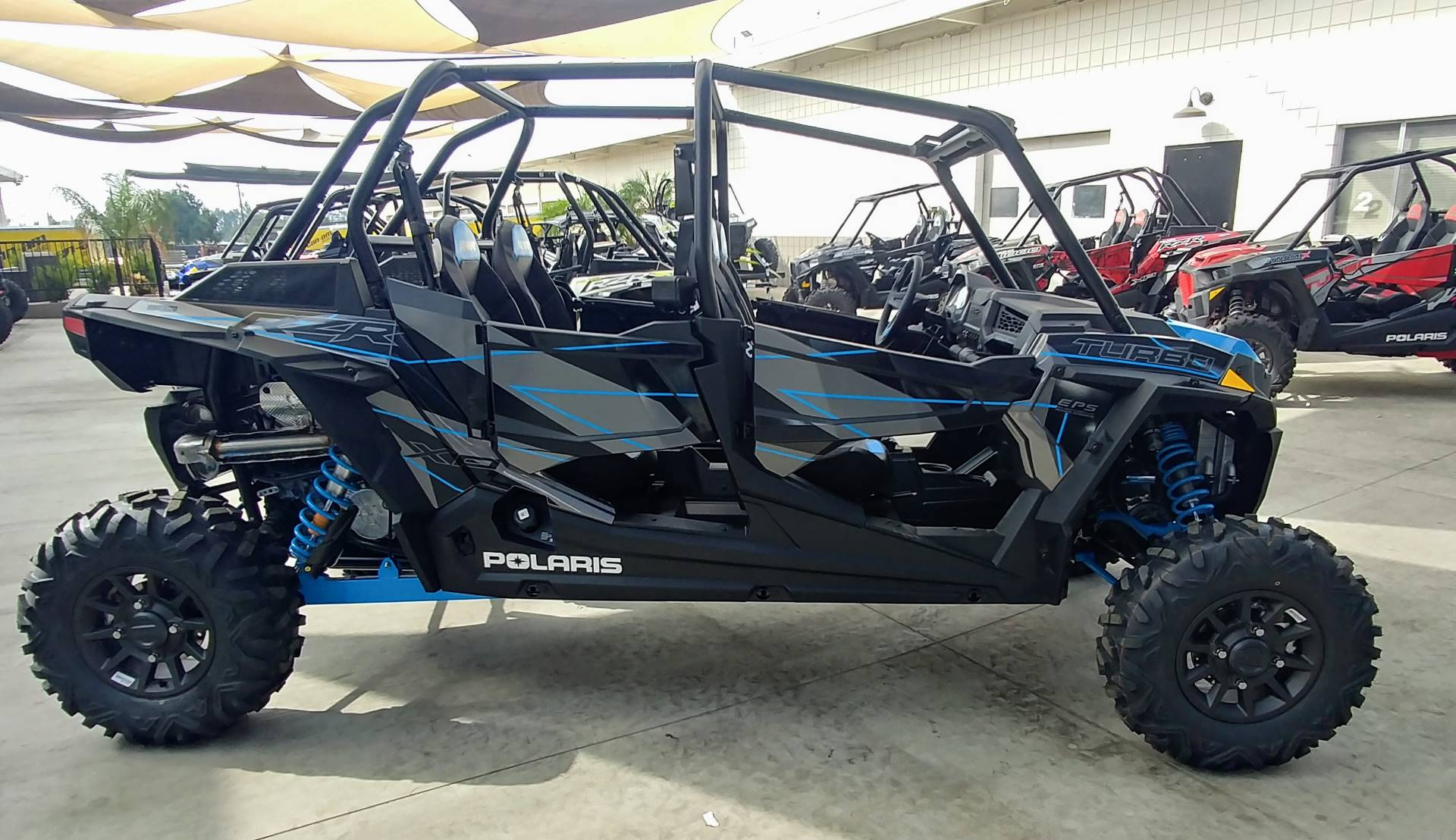 2019 Polaris RZR XP 4 Turbo in Ontario, California - Photo 3