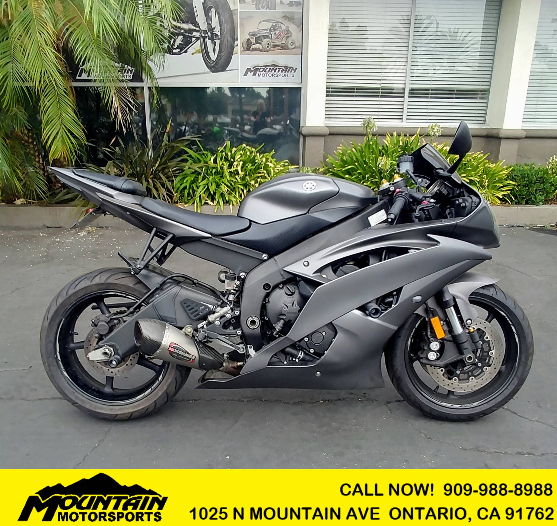 2016 Yamaha YZF-R6 for sale 176181