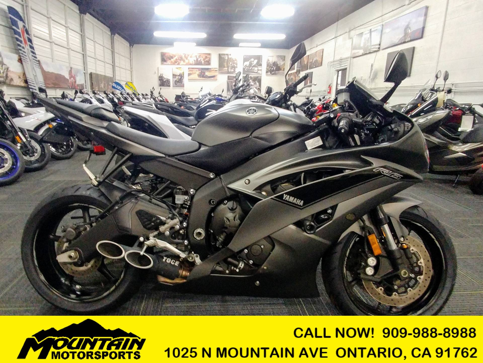 2016 Yamaha YZF-R6 for sale 214192