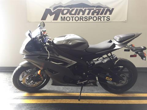 2016 Yamaha YZF-R6 in Ontario, California