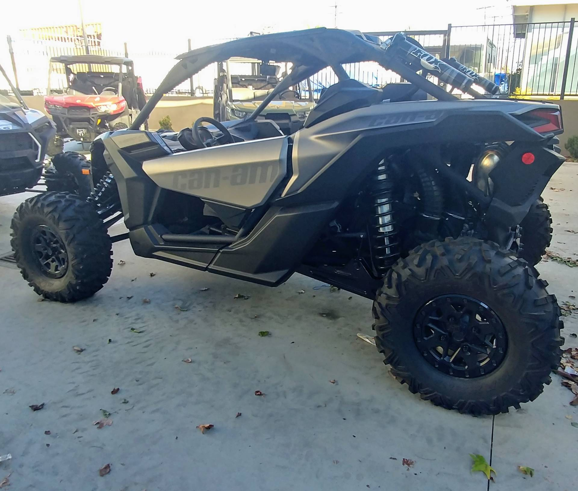 2018 Can-Am Maverick X3 X rs Turbo R in Ontario, California