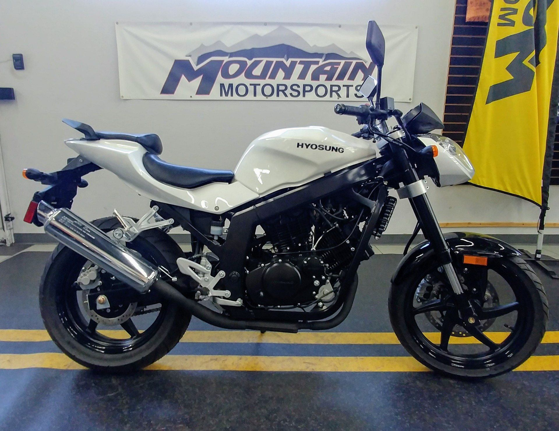 2013 Hyosung GT250 for sale 3941