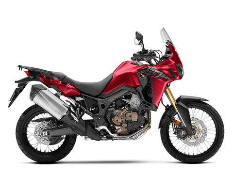 2017 Honda Africa Twin DCT in Ontario, California