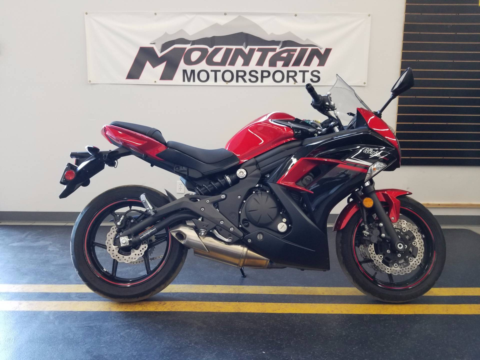 2016 Kawasaki Ninja 650 for sale 88