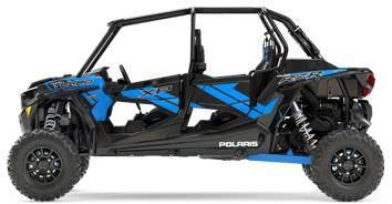 2017 Polaris RZR XP 4 Turbo EPS 6