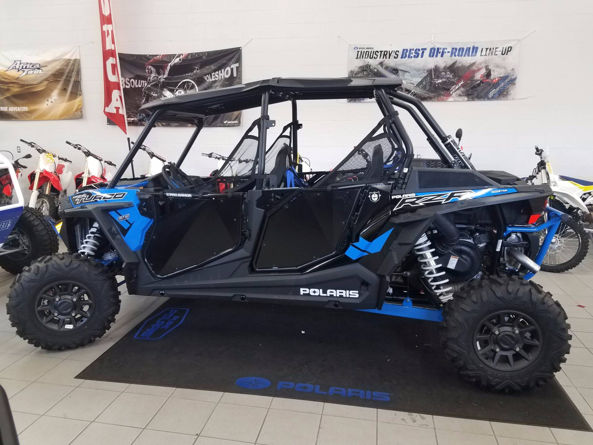 2017 Polaris RZR XP 4 Turbo EPS for sale 9345
