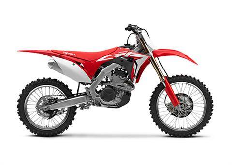 2018 Honda CRF250R in Ontario, California