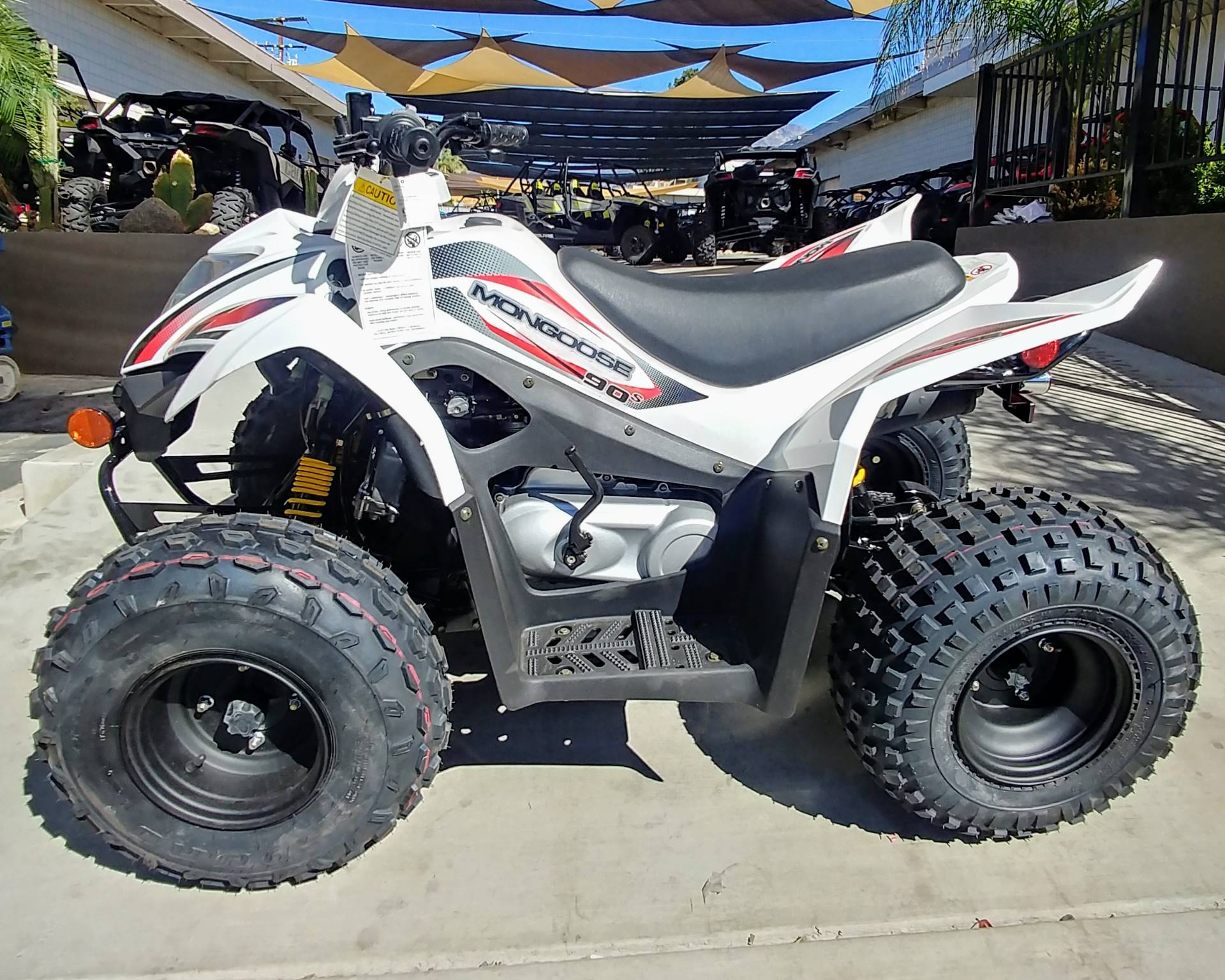 2019 Kymco MONGOOSE 90 S in Ontario, California - Photo 2