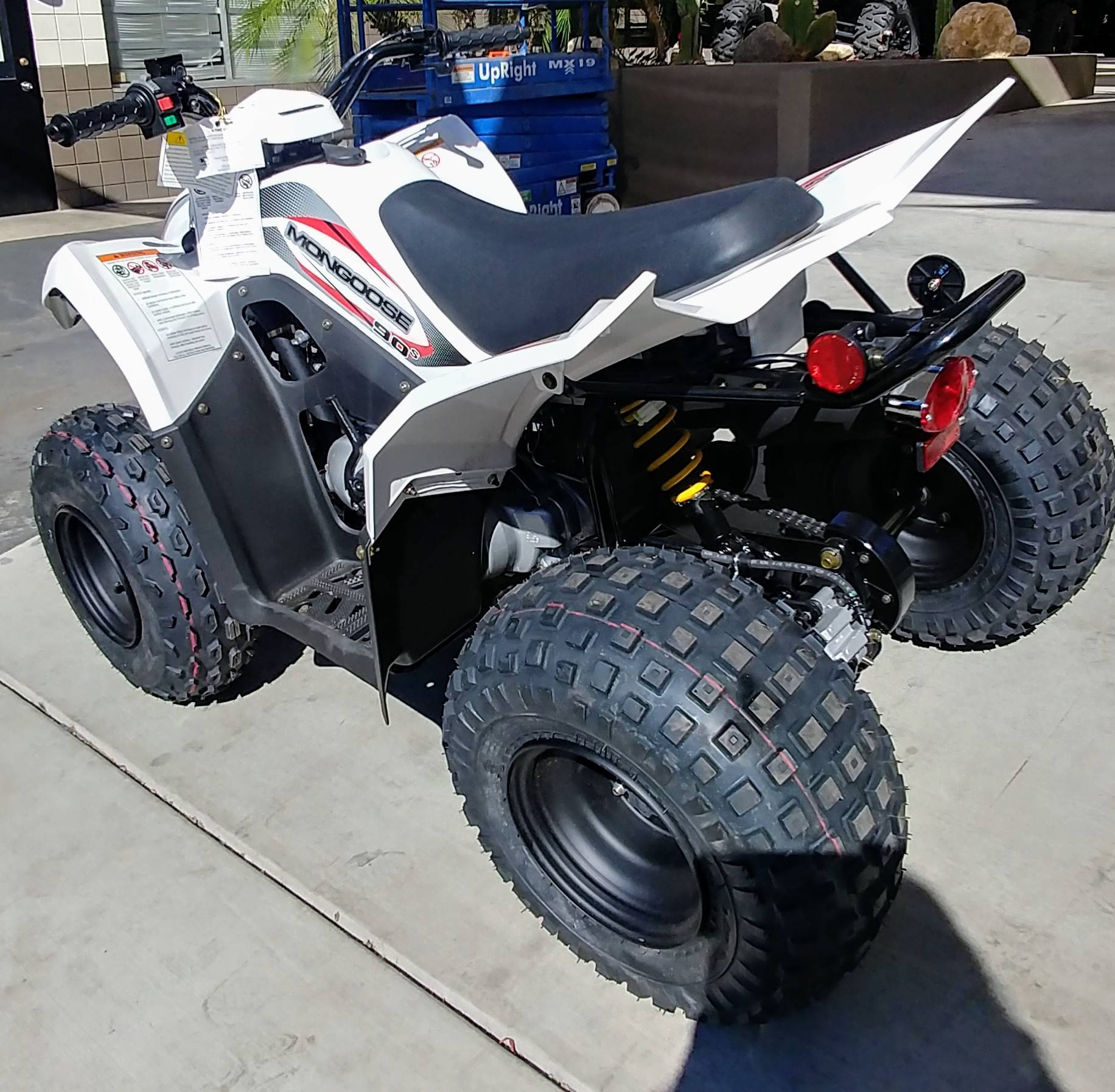 2019 Kymco MONGOOSE 90 S in Ontario, California - Photo 4