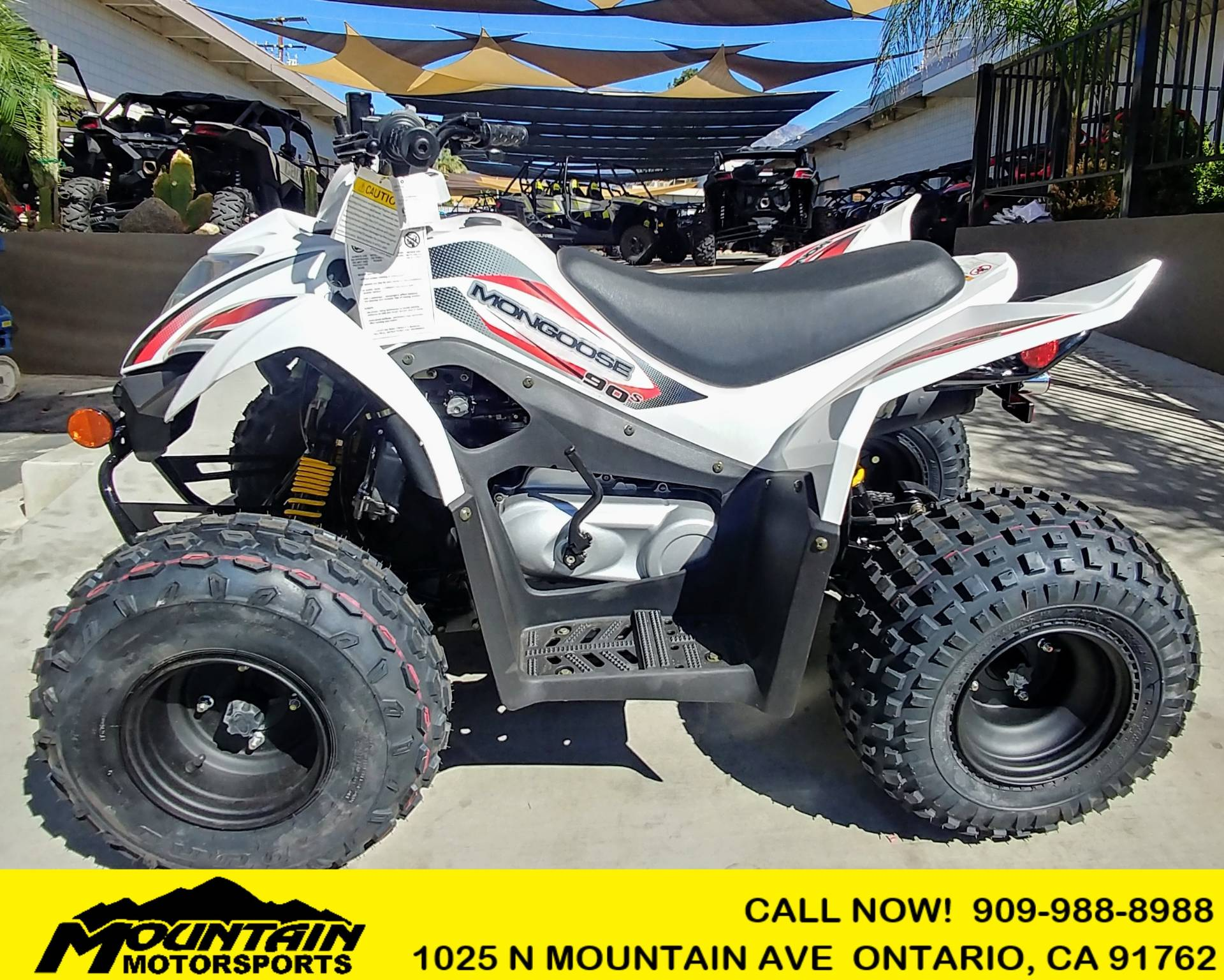 2019 Kymco MONGOOSE 90 S in Ontario, California - Photo 1