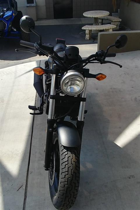 2019 Honda Rebel 300 in Ontario, California - Photo 5