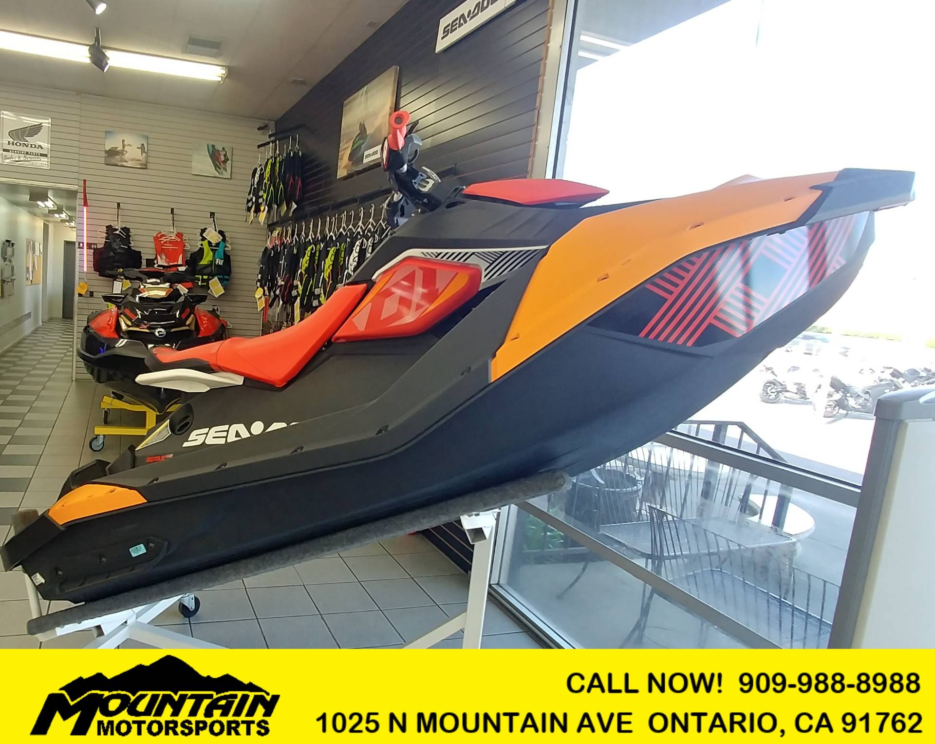 2018 Sea-Doo Spark 2up Trixx iBR for sale 52825