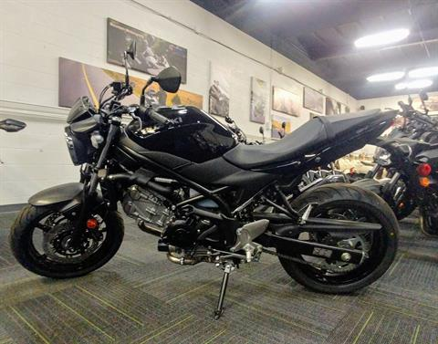 2020 Suzuki SV650 ABS in Ontario, California - Photo 8