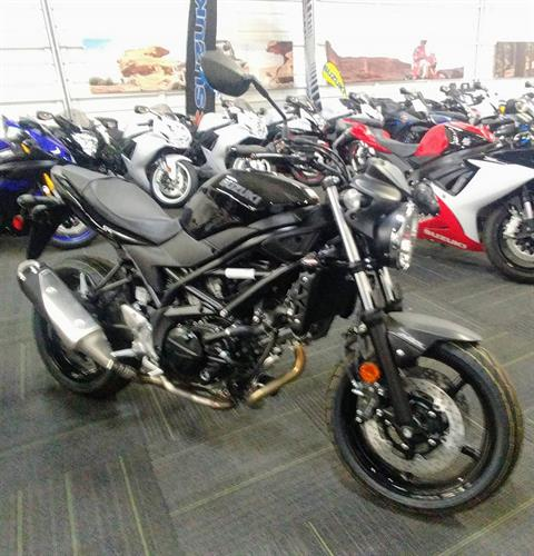 2020 Suzuki SV650 ABS in Ontario, California - Photo 11