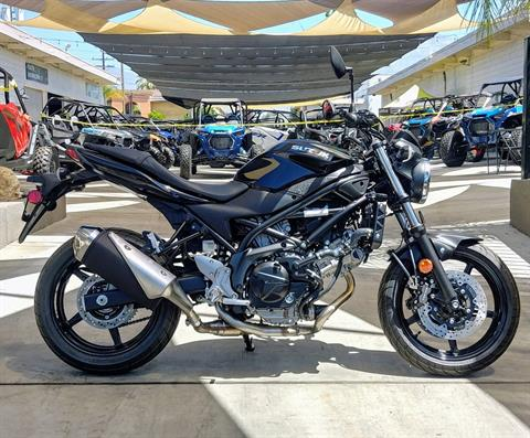 2020 Suzuki SV650 ABS in Ontario, California - Photo 3