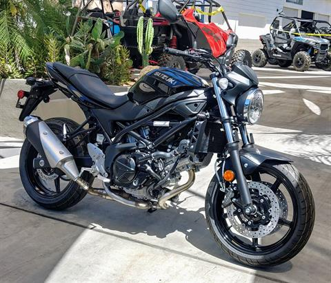 2020 Suzuki SV650 ABS in Ontario, California - Photo 5