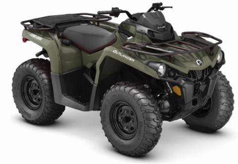 2019 Can-Am Outlander 450 in Ontario, California