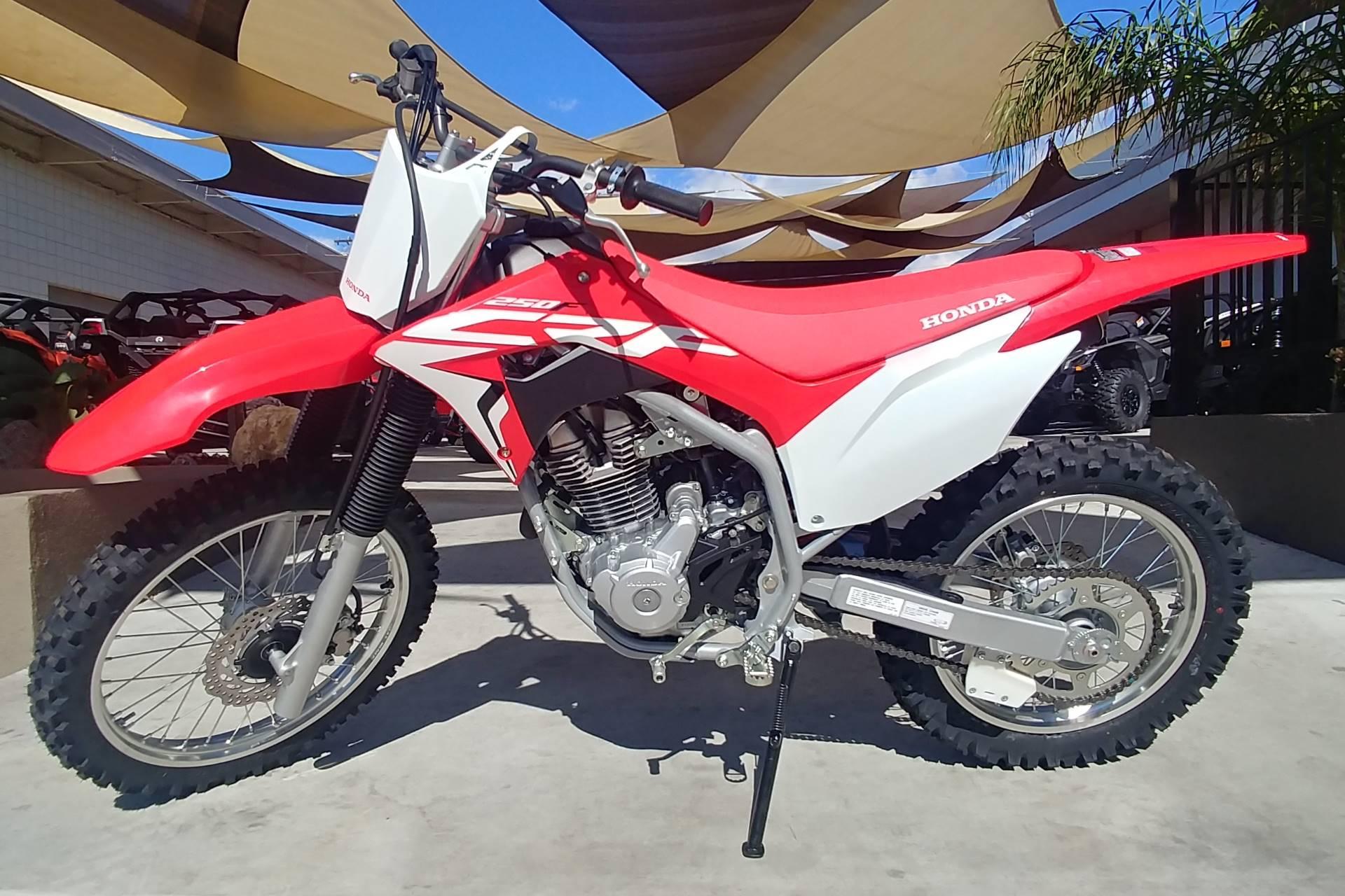 2019 Honda CRF250F for sale 1837