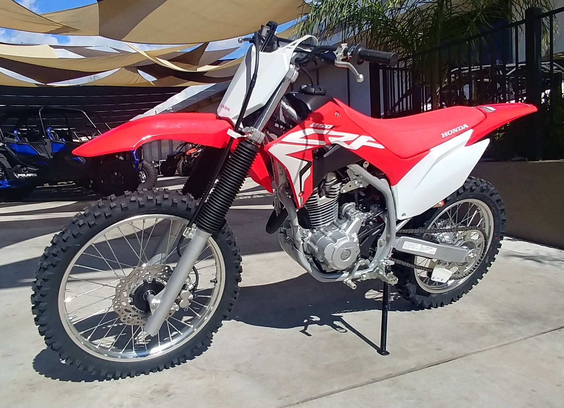 2019 Honda CRF250F in Ontario, California - Photo 4