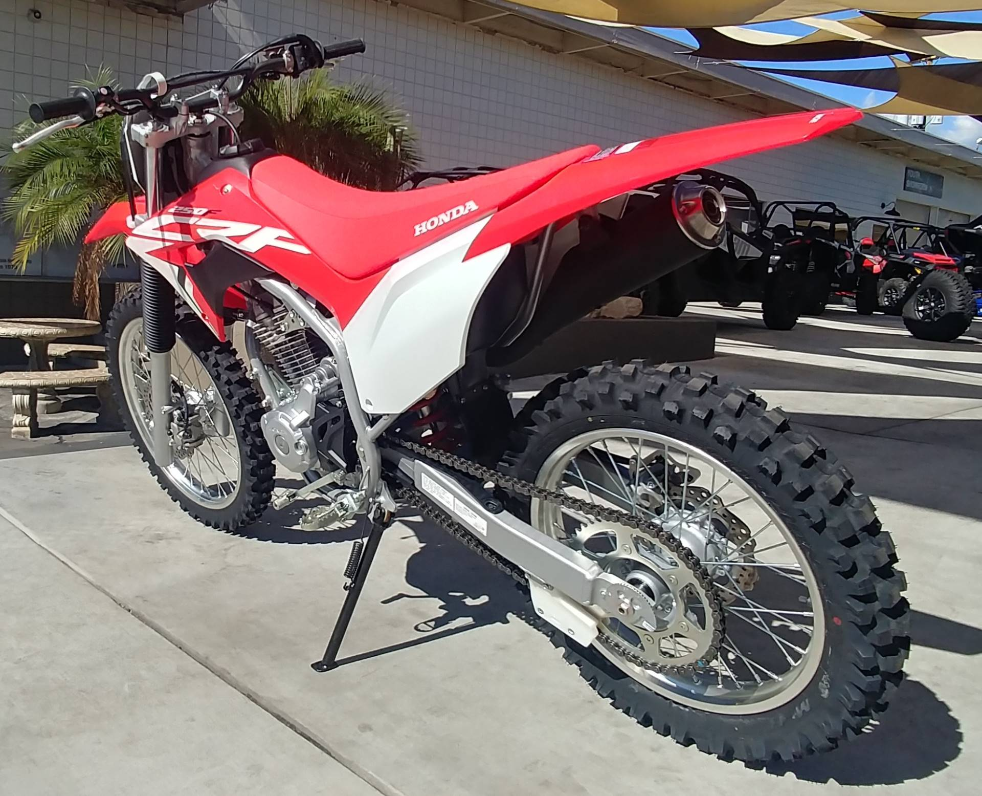 2019 Honda CRF250F in Ontario, California - Photo 5