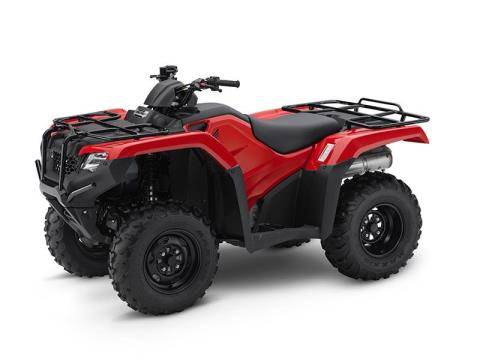 2017 Honda FourTrax Rancher in Ontario, California