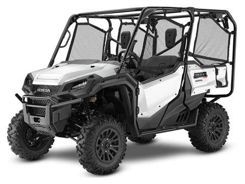 2021 Honda Pioneer 1000-5 Deluxe in Ontario, California - Photo 1