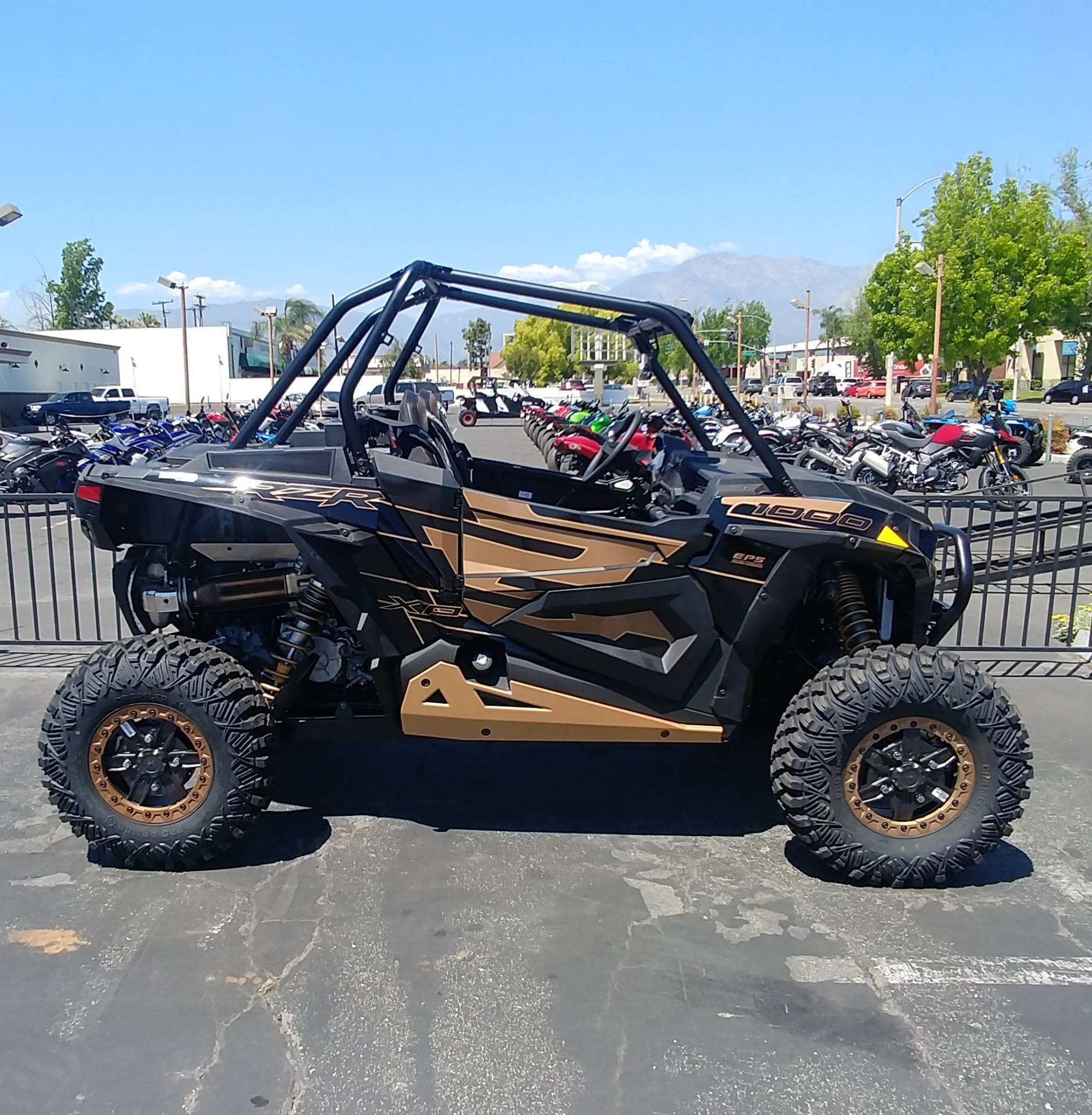 2019 Polaris RZR XP 1000 Trails & Rocks in Ontario, California - Photo 2