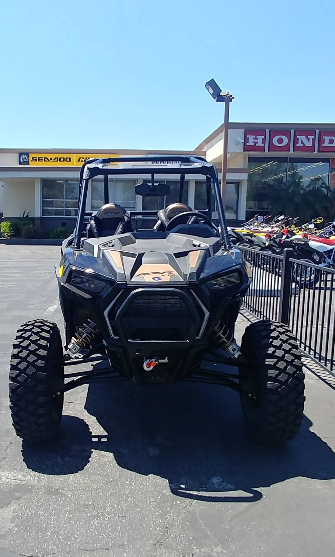 2019 Polaris RZR XP 1000 Trails & Rocks in Ontario, California - Photo 4