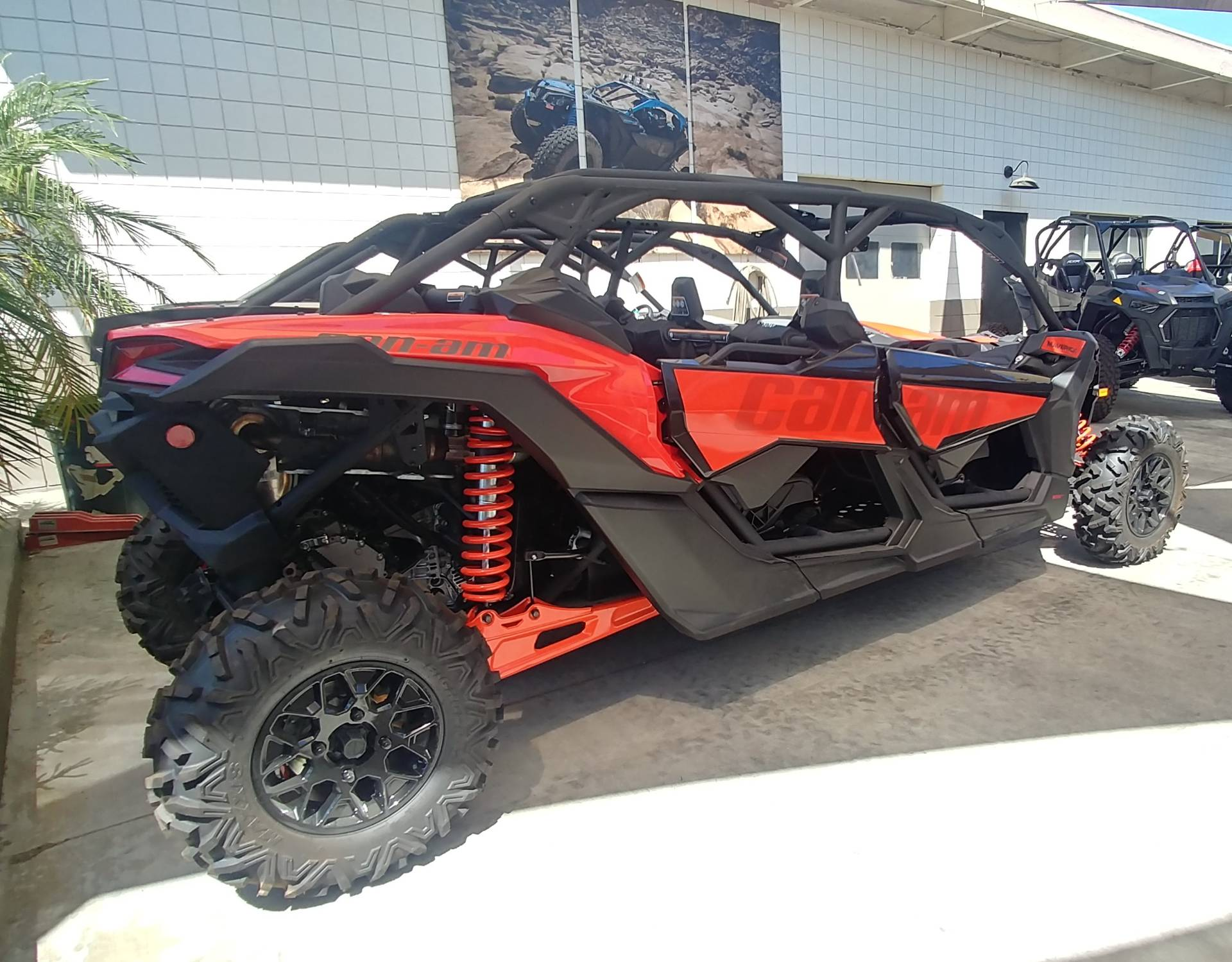 2020 Can-Am Maverick X3 MAX Turbo in Ontario, California - Photo 4