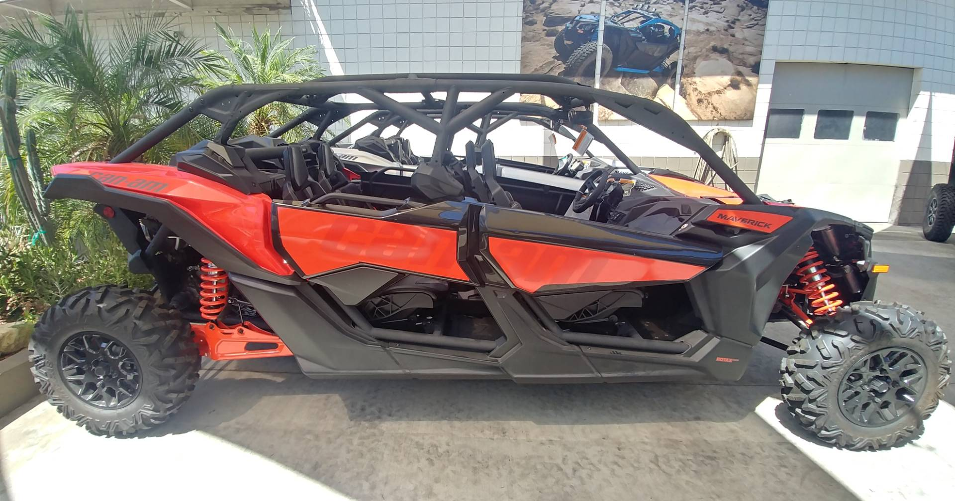 2020 Can-Am Maverick X3 MAX Turbo in Ontario, California - Photo 5