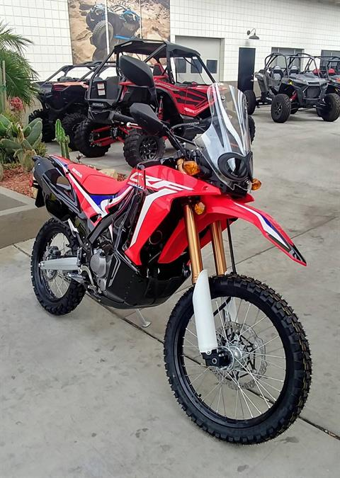 2019 Honda CRF250L Rally in Ontario, California - Photo 3