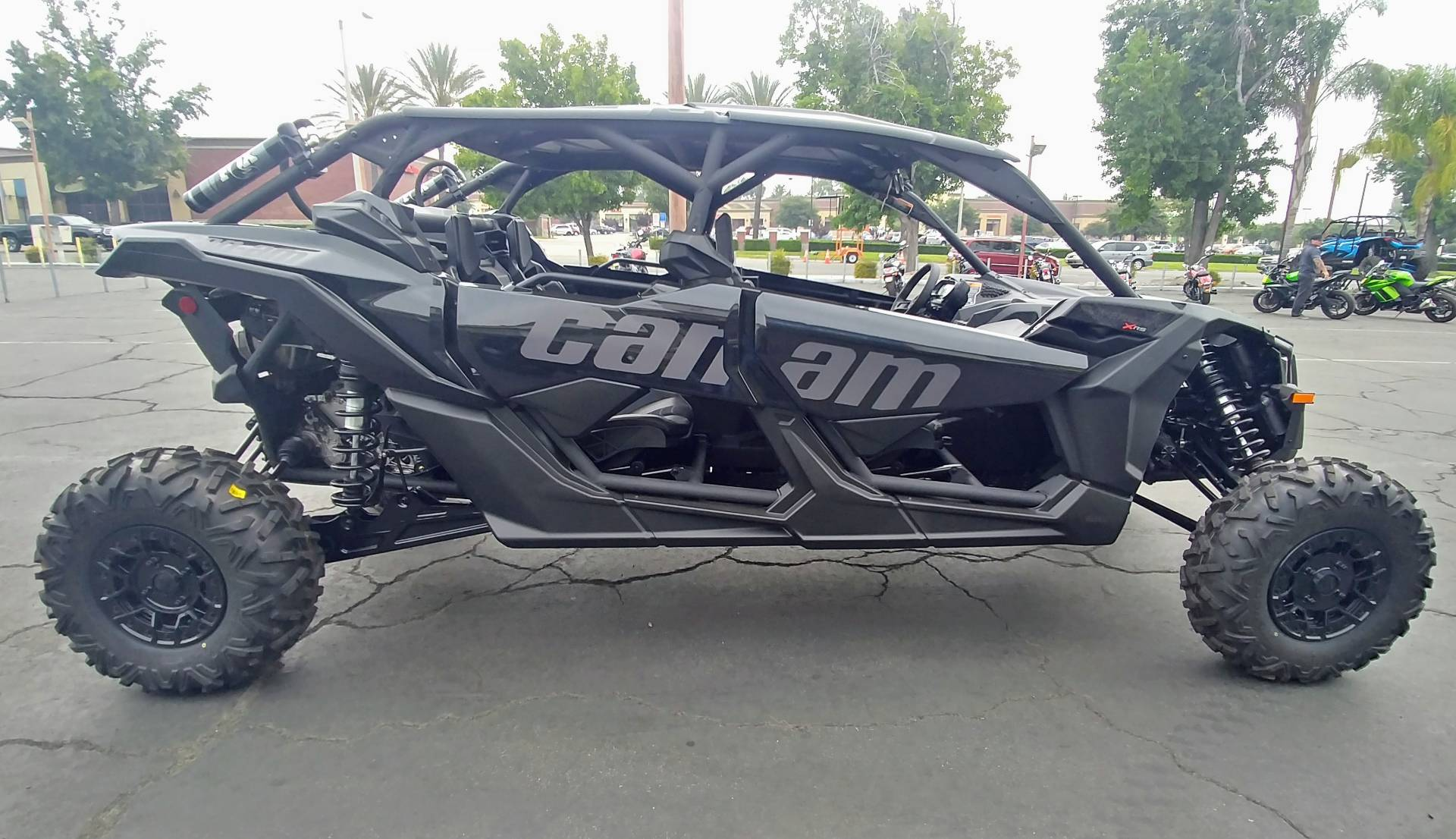2020 Can-Am Maverick X3 MAX X RS Turbo RR in Ontario, California - Photo 12