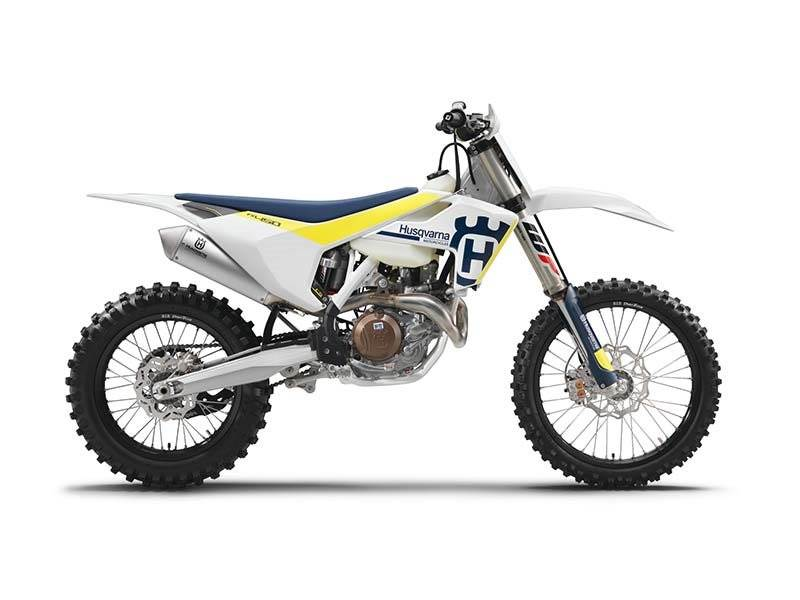 2017 Husqvarna FX 450 in Ontario, California