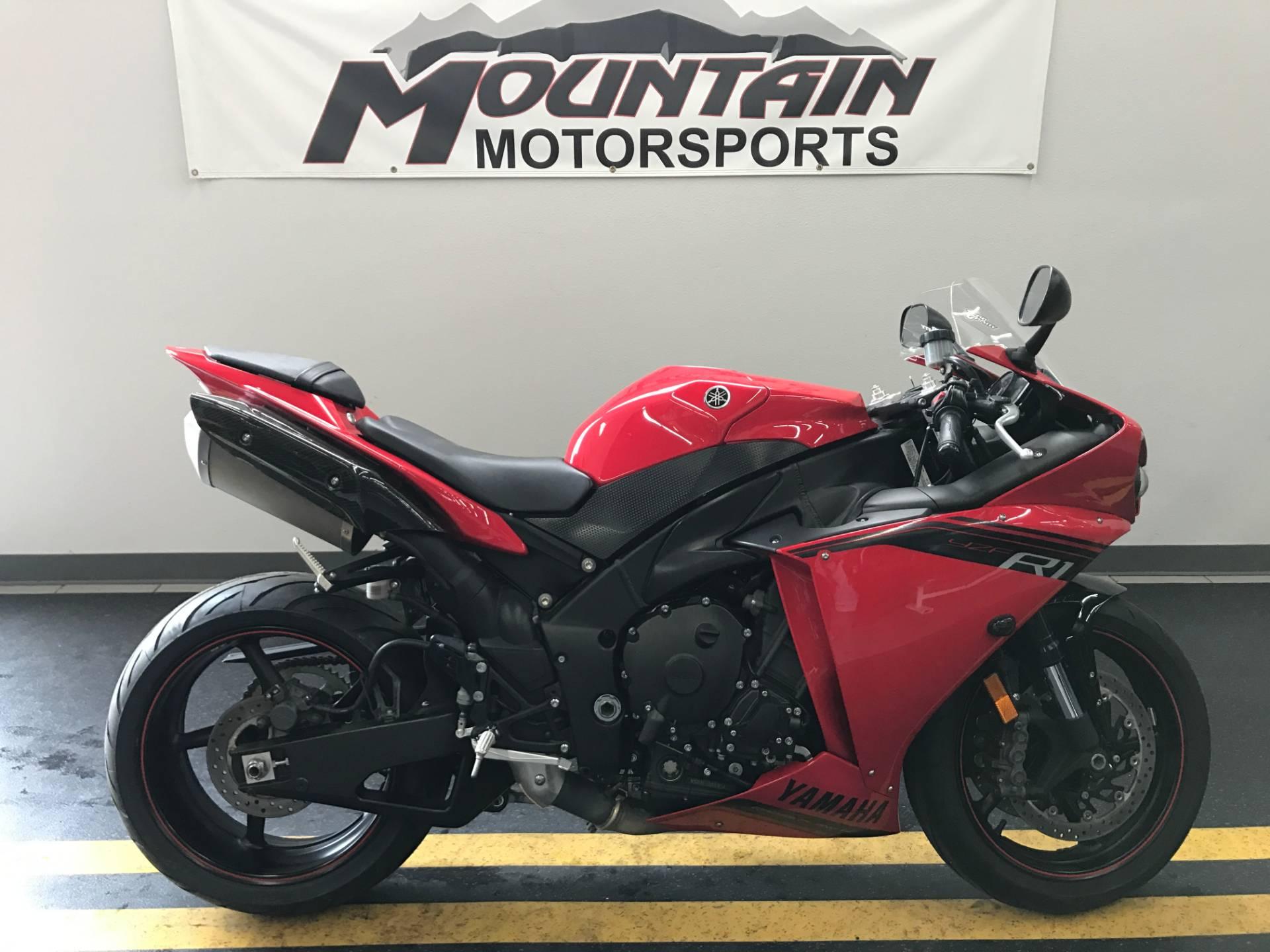 2014 Yamaha YZF-R1 for sale 10958