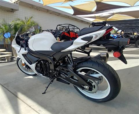 2019 Suzuki GSX-R600 in Ontario, California - Photo 4