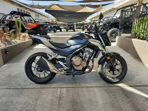 2016 Honda CB500F in Ontario, California - Photo 2