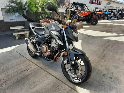 2016 Honda CB500F in Ontario, California - Photo 4