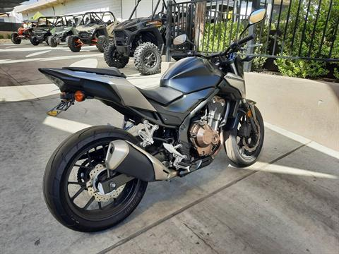 2016 Honda CB500F in Ontario, California - Photo 6