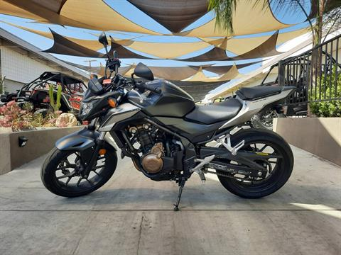 2016 Honda CB500F in Ontario, California - Photo 9