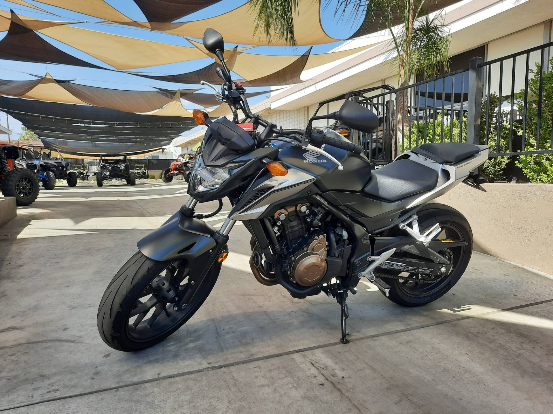 2016 Honda CB500F in Ontario, California - Photo 10