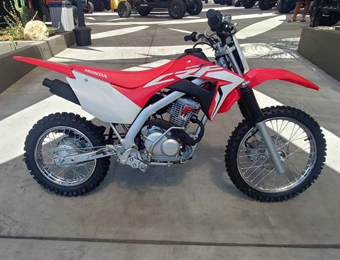 2020 Honda CRF125F in Ontario, California - Photo 3