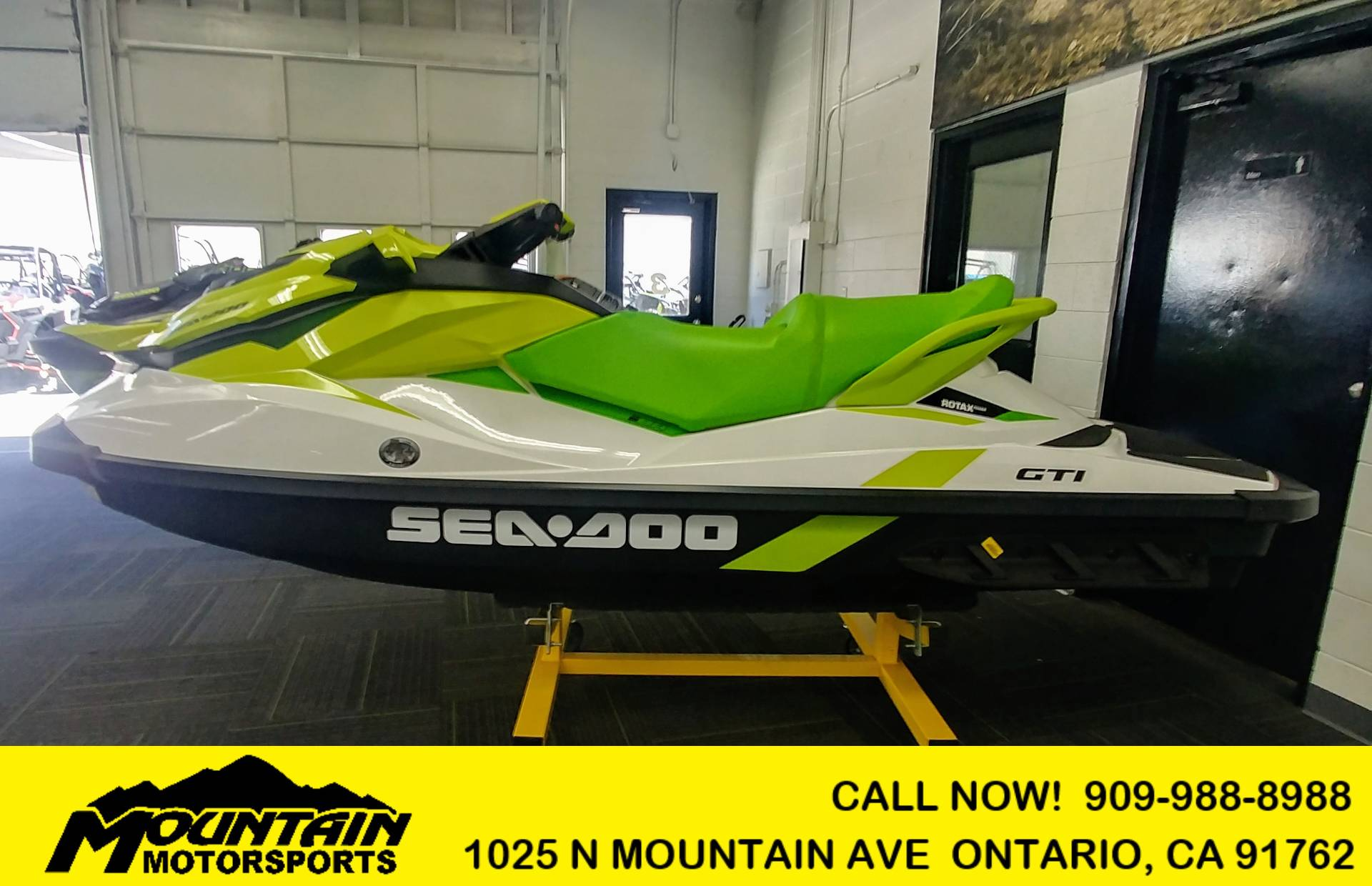 2019 Sea-Doo GTI 90 iBR in Ontario, California - Photo 1