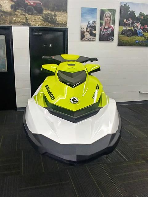 2019 Sea-Doo GTI 90 iBR in Ontario, California - Photo 4